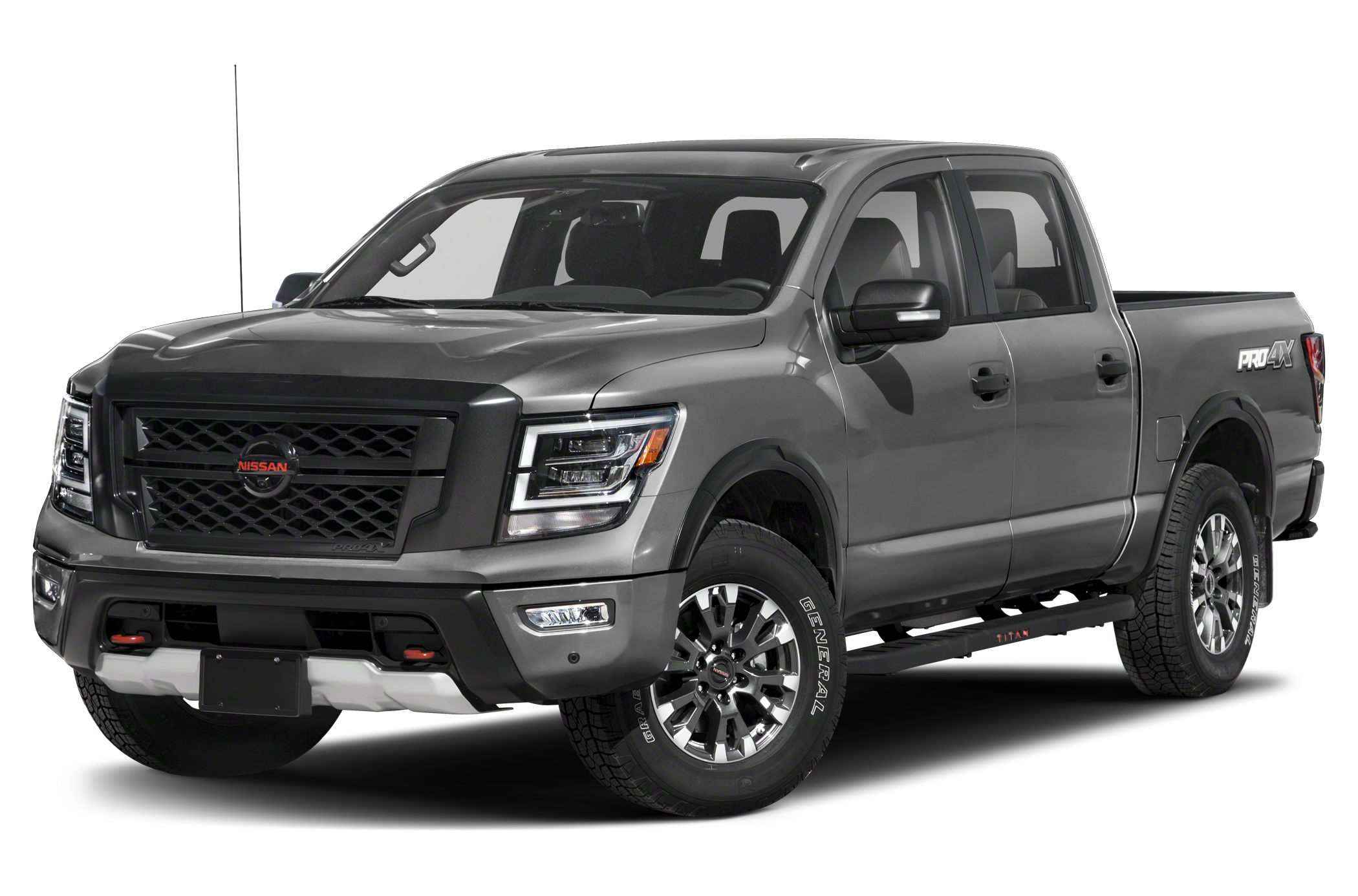 2021 Nissan Titan Pro 4x 4dr 4x4 Crew Cab 5 5 Ft Box 139 8 In Wb Specs And Prices