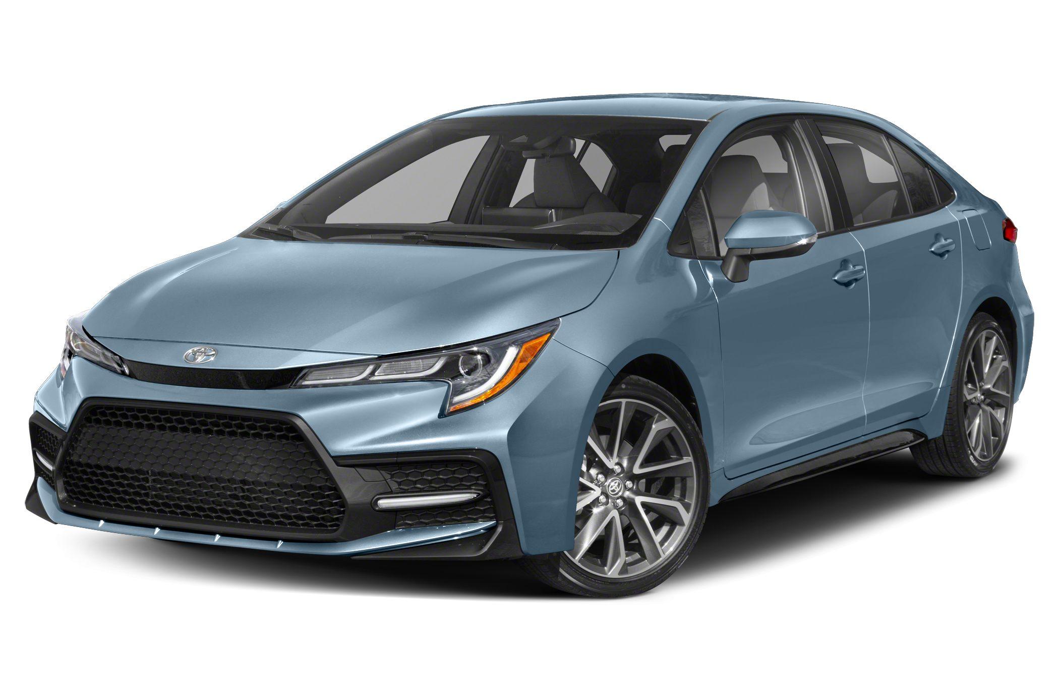 2020 Toyota Corolla SE 4dr Sedan
