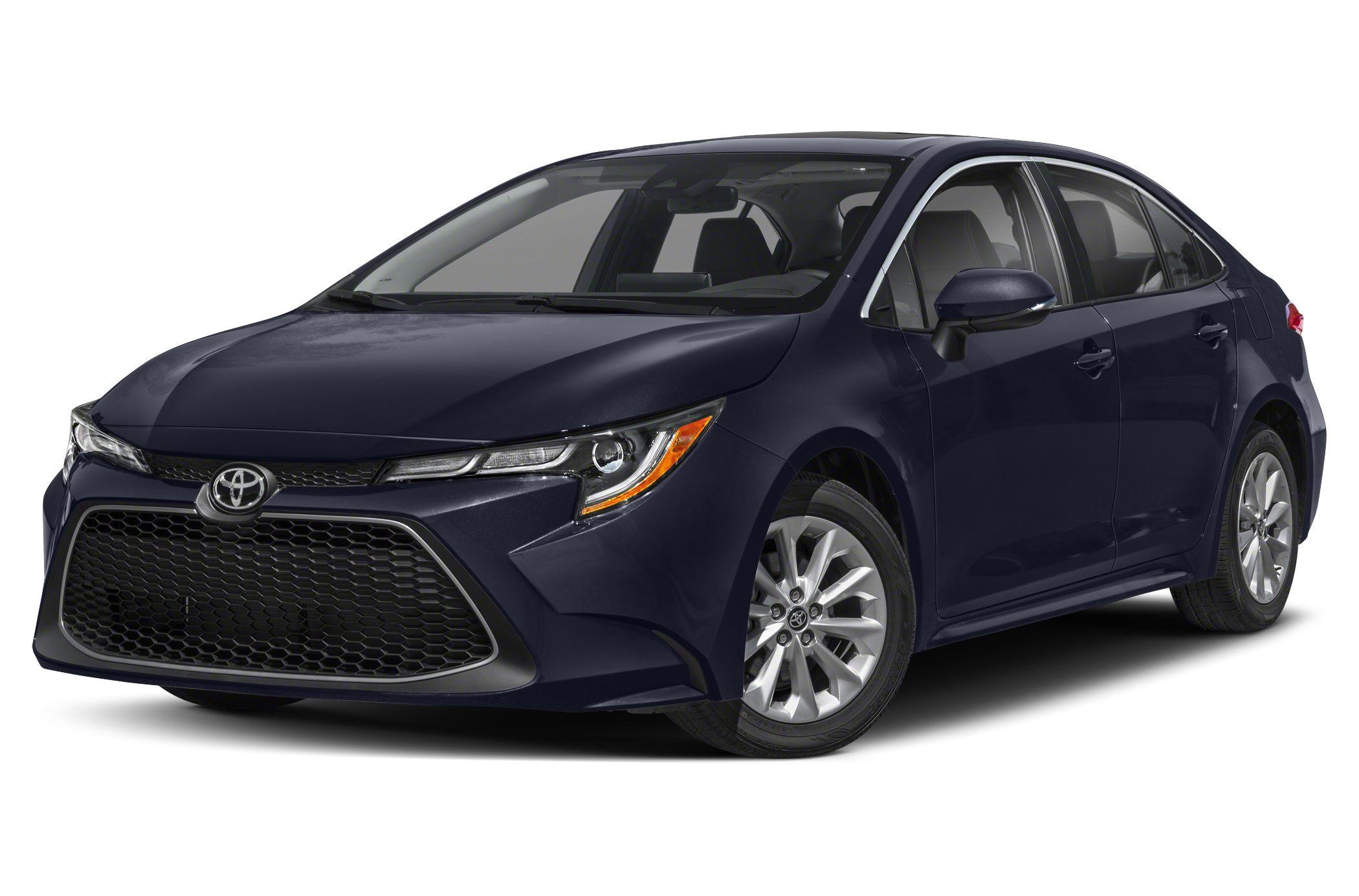 2021 Toyota Corolla Xle 4dr Sedan Specs And Prices