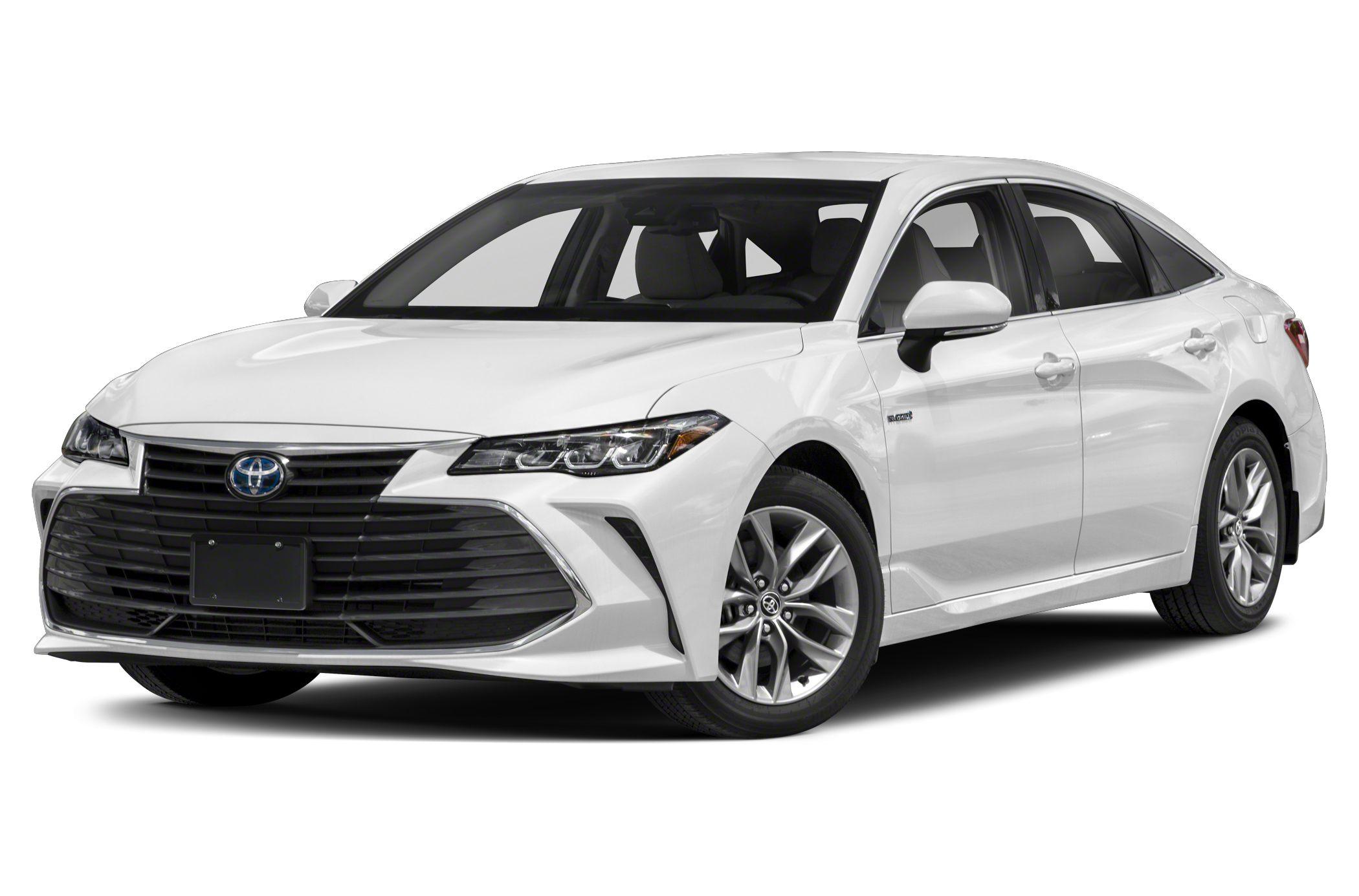 2020 Toyota Avalon Hybrid New Model and Performance