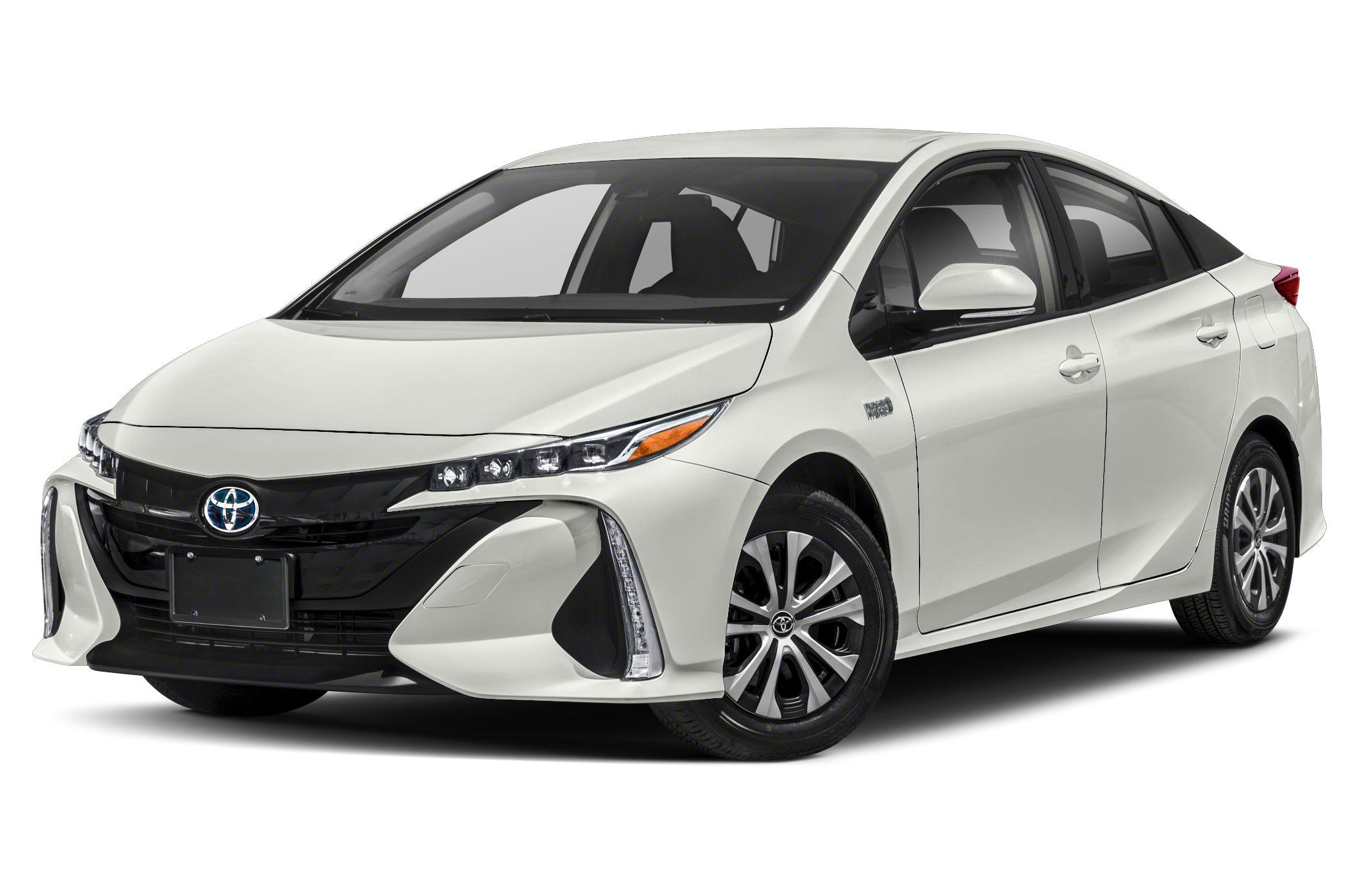 2020 Toyota Prius Prime Pictures