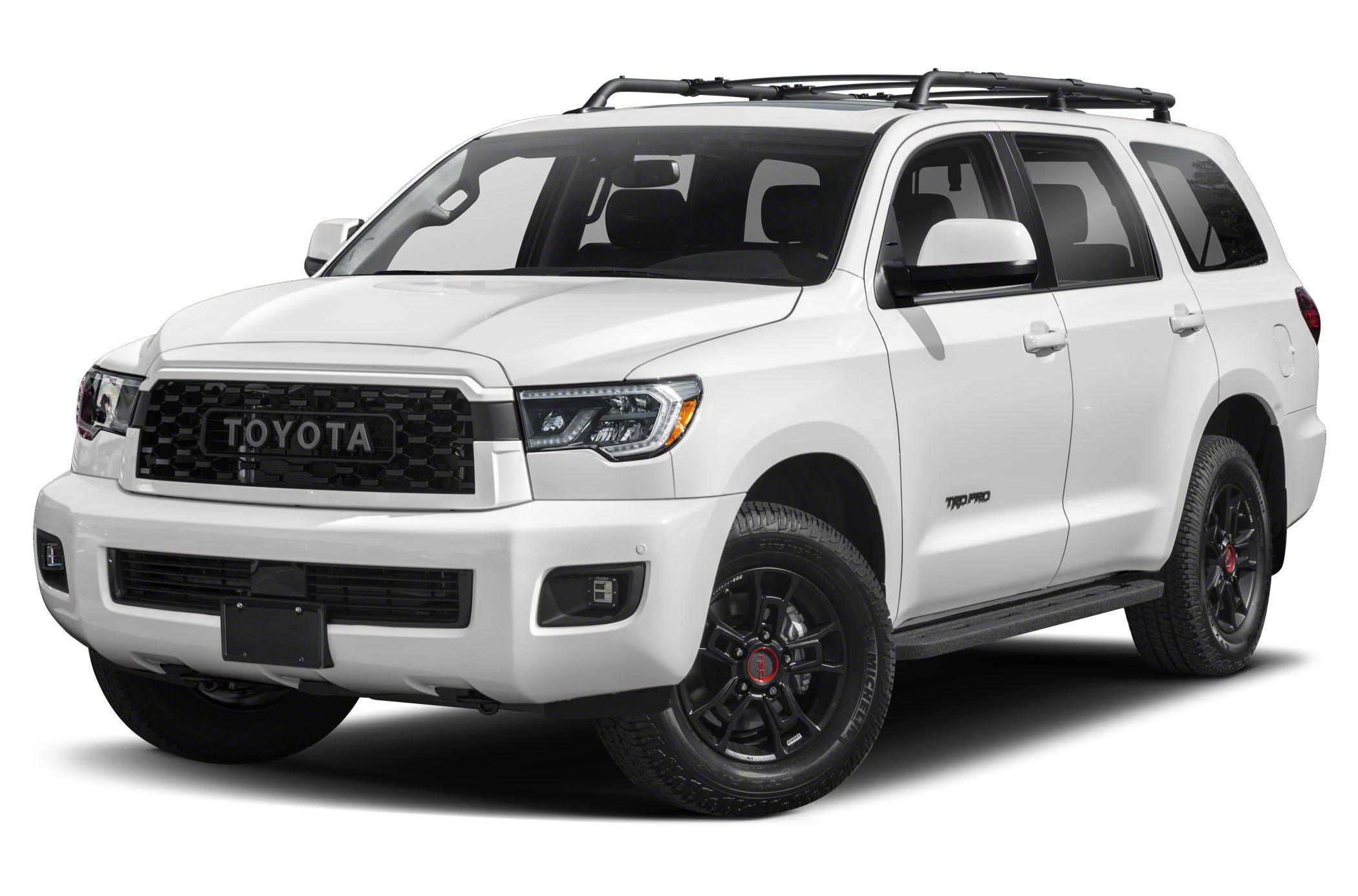 2020 Toyota Sequoias Prices