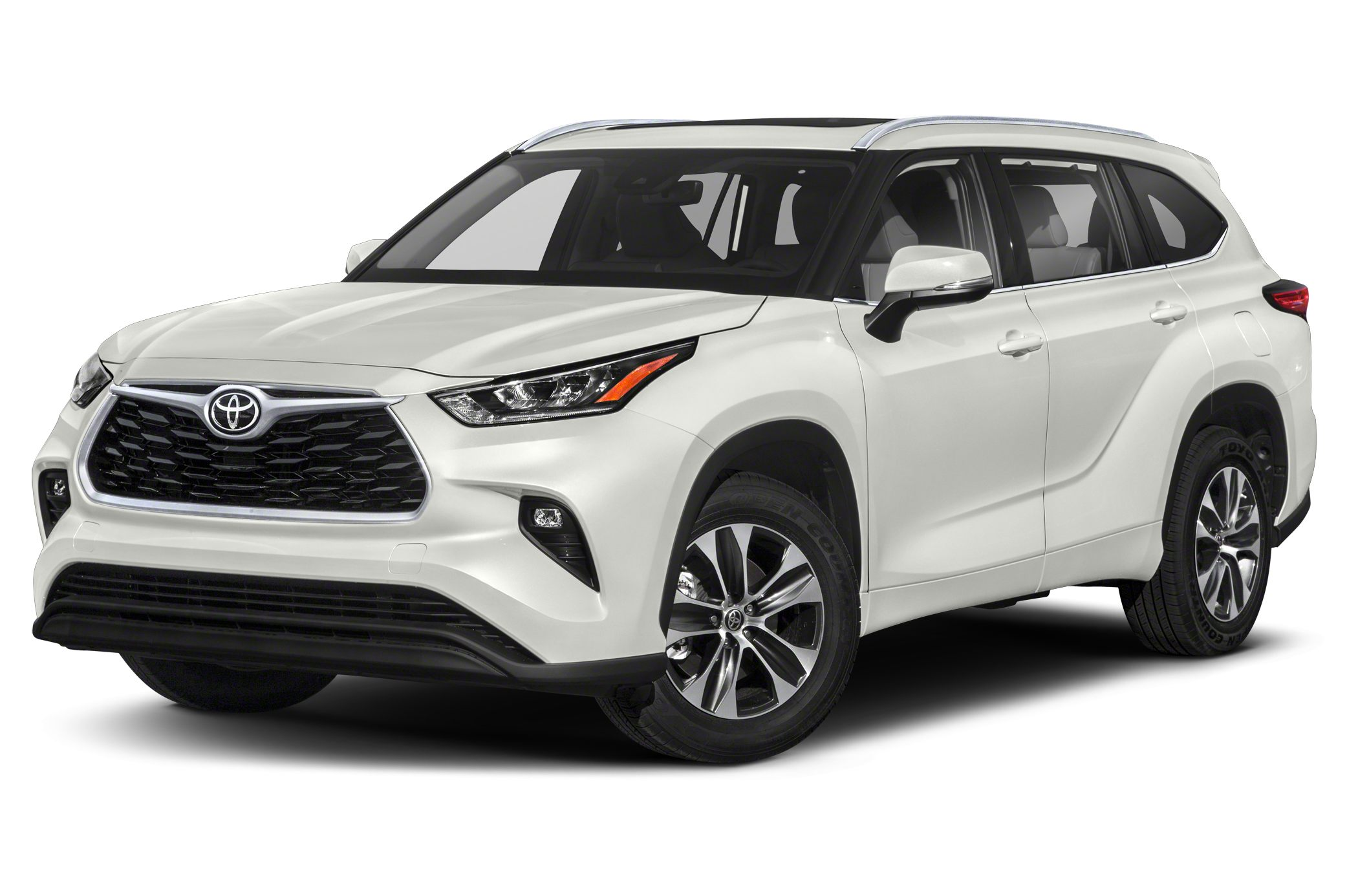 2020 Toyota Highlander XLE 4dr Front-wheel Drive
