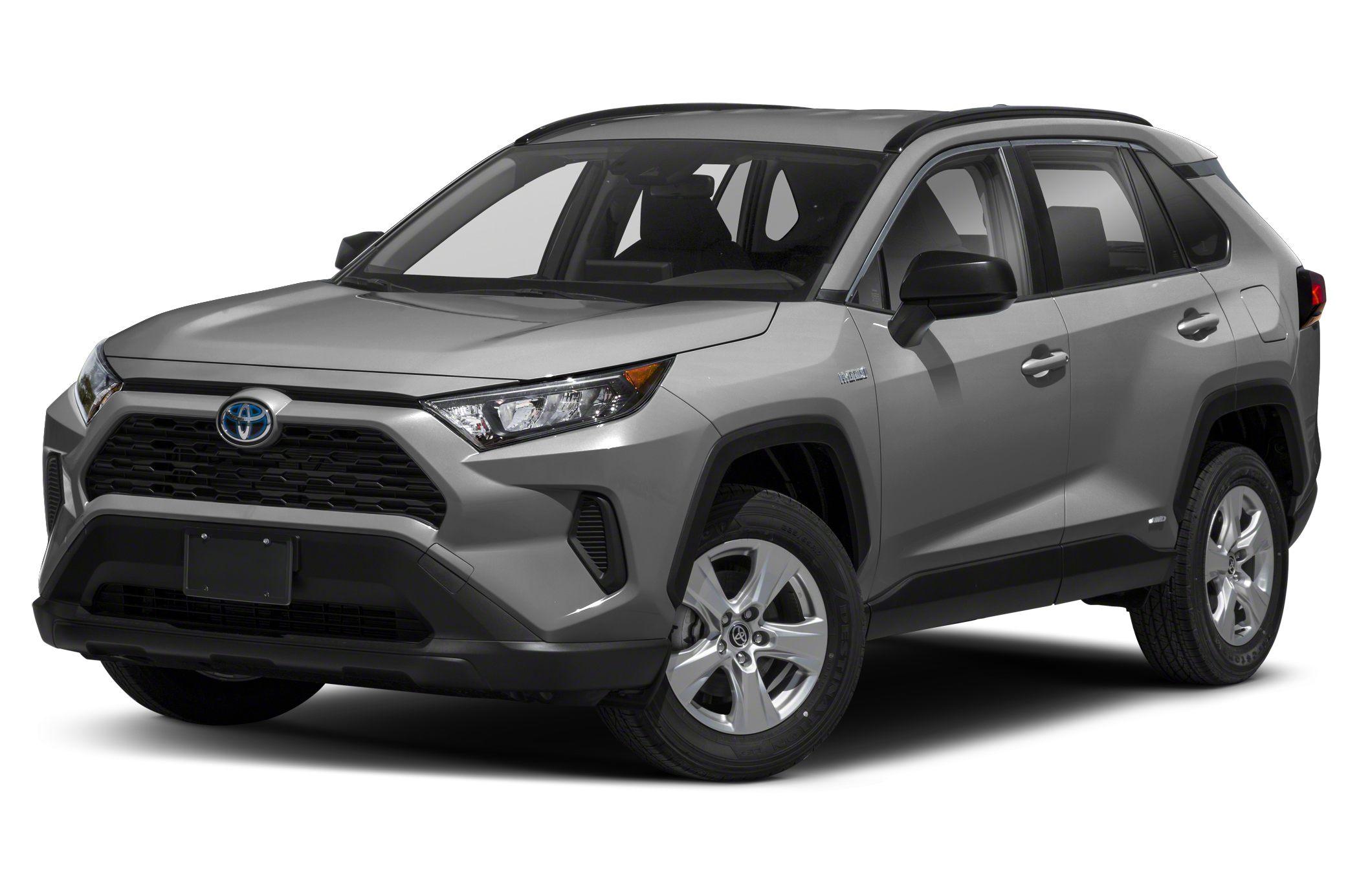2019 Toyota RAV4 Hybrid LE 4dr All-wheel Drive