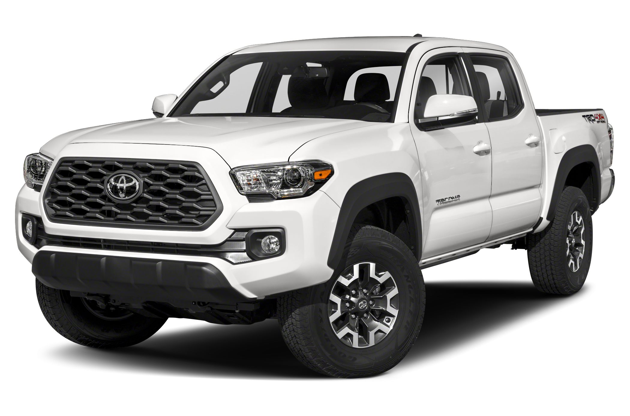 2021 Toyota Tacoma Trd Off Road V6 4x4 Double Cab 6 Ft Box 140 6 In Wb Pictures