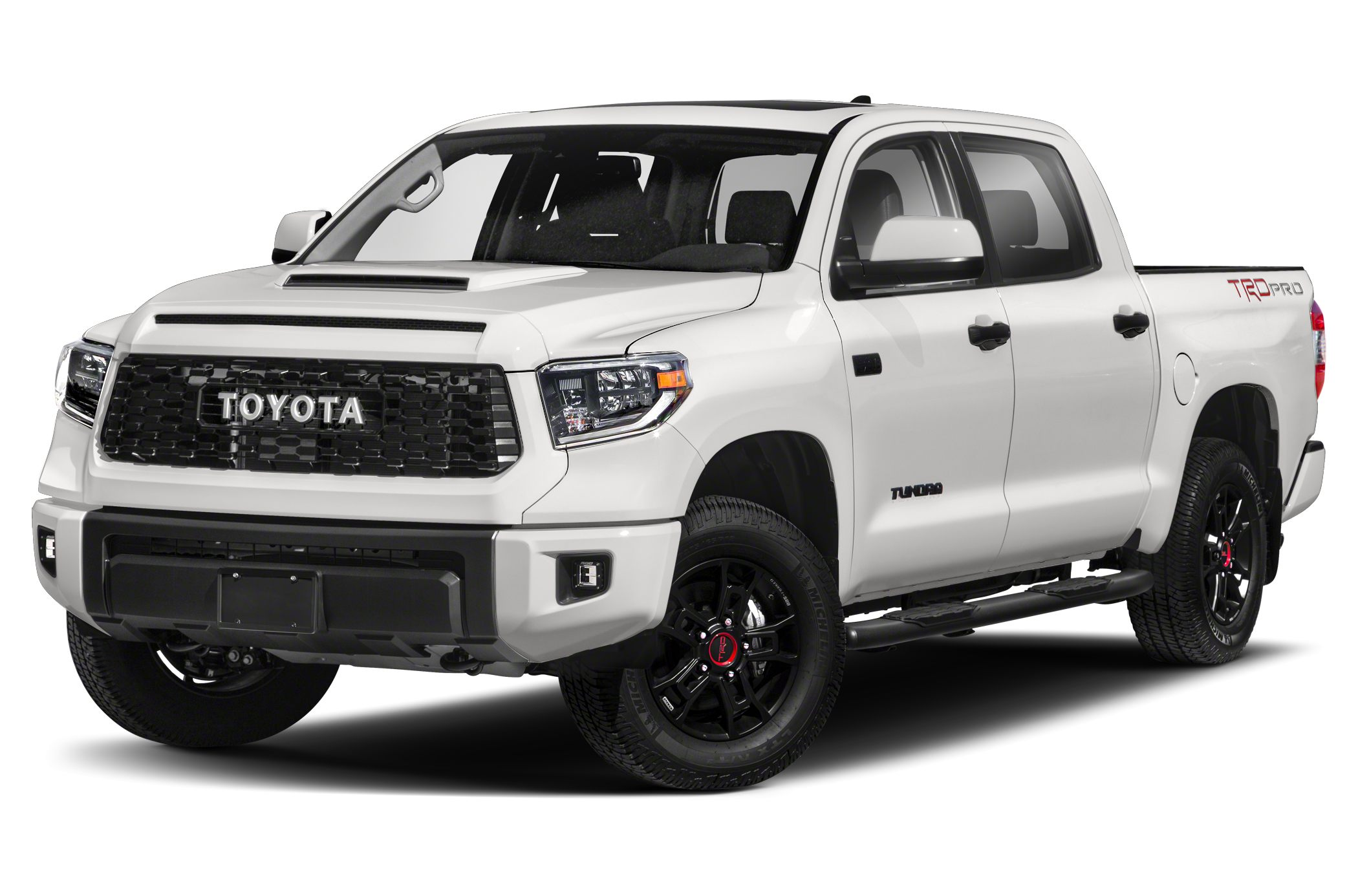 2019 Toyota Tundra Trd Pro 5 7l V8 4x4 Crewmax 5 6 Ft Box 145 7 In Wb Specs And Prices