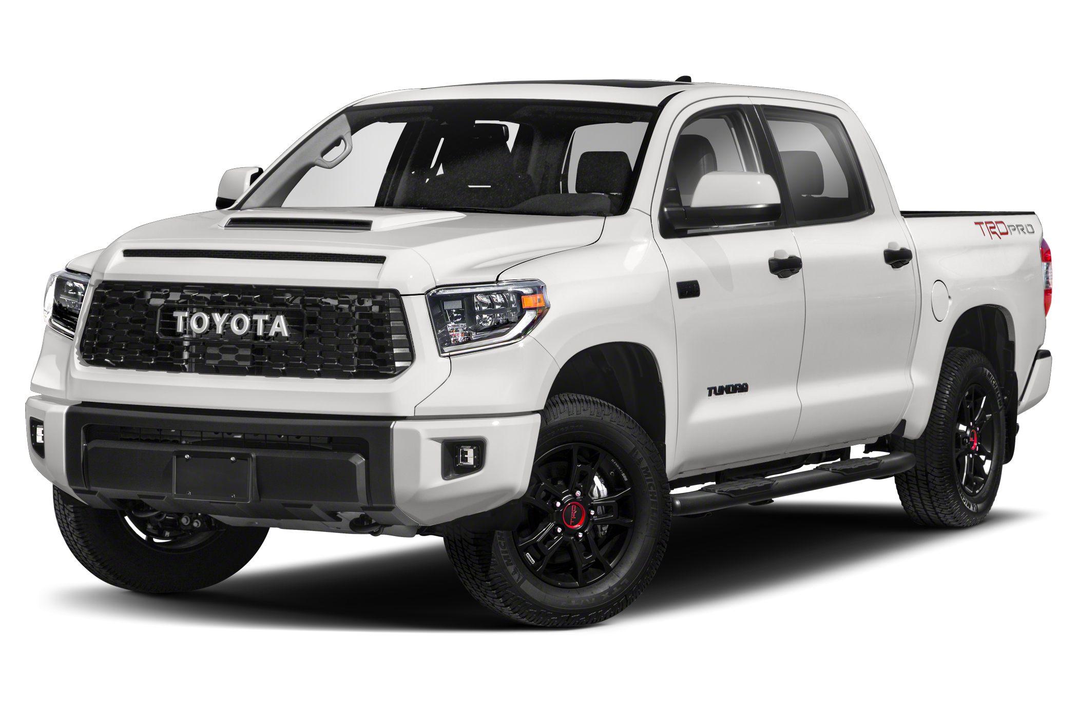 2019 Toyota Tundra TRD Pro 5.7L V8 4x4 CrewMax 5.6 ft. box 145.7 in. WB