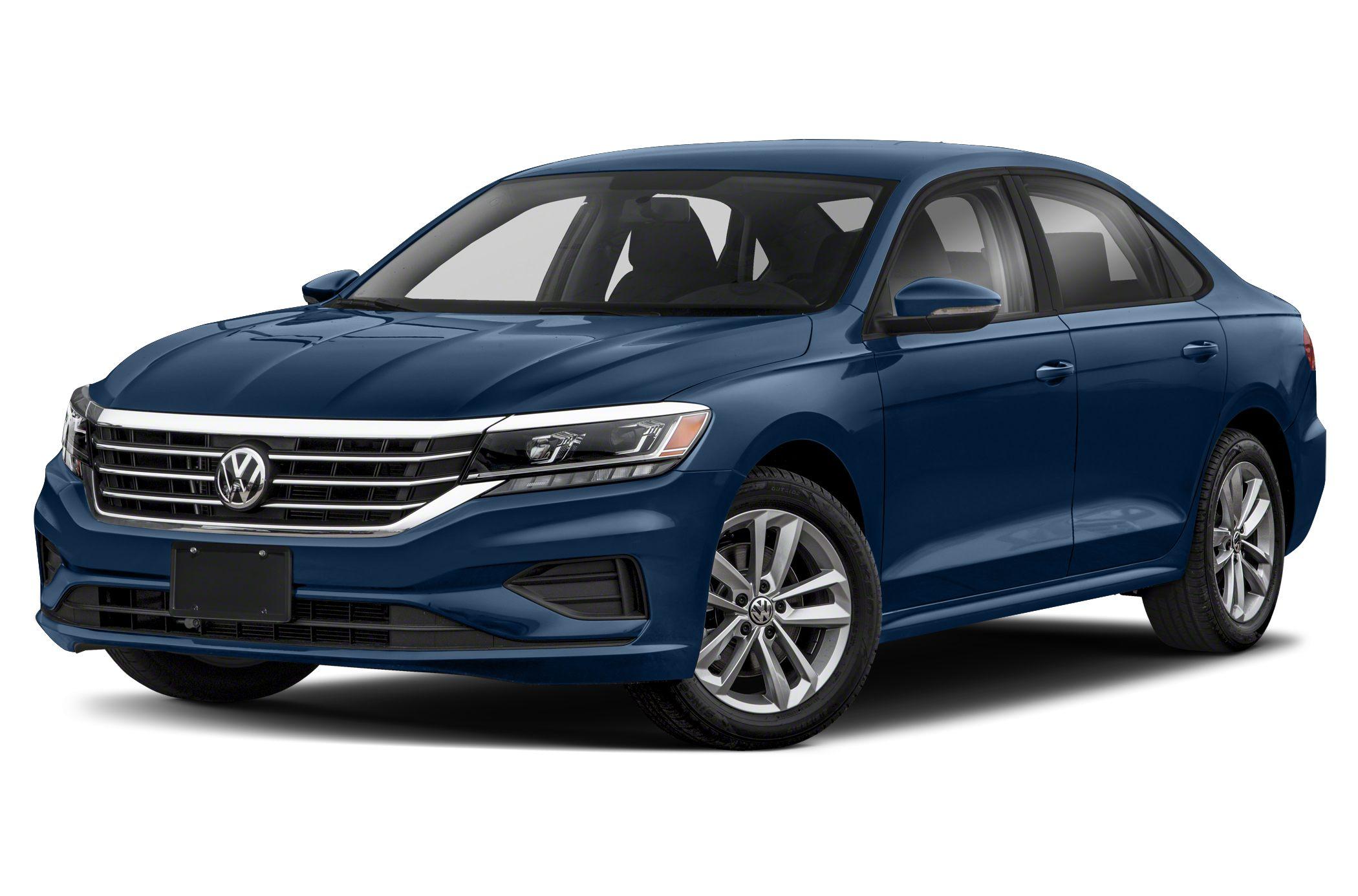 2021 Volkswagen Passat Pictures