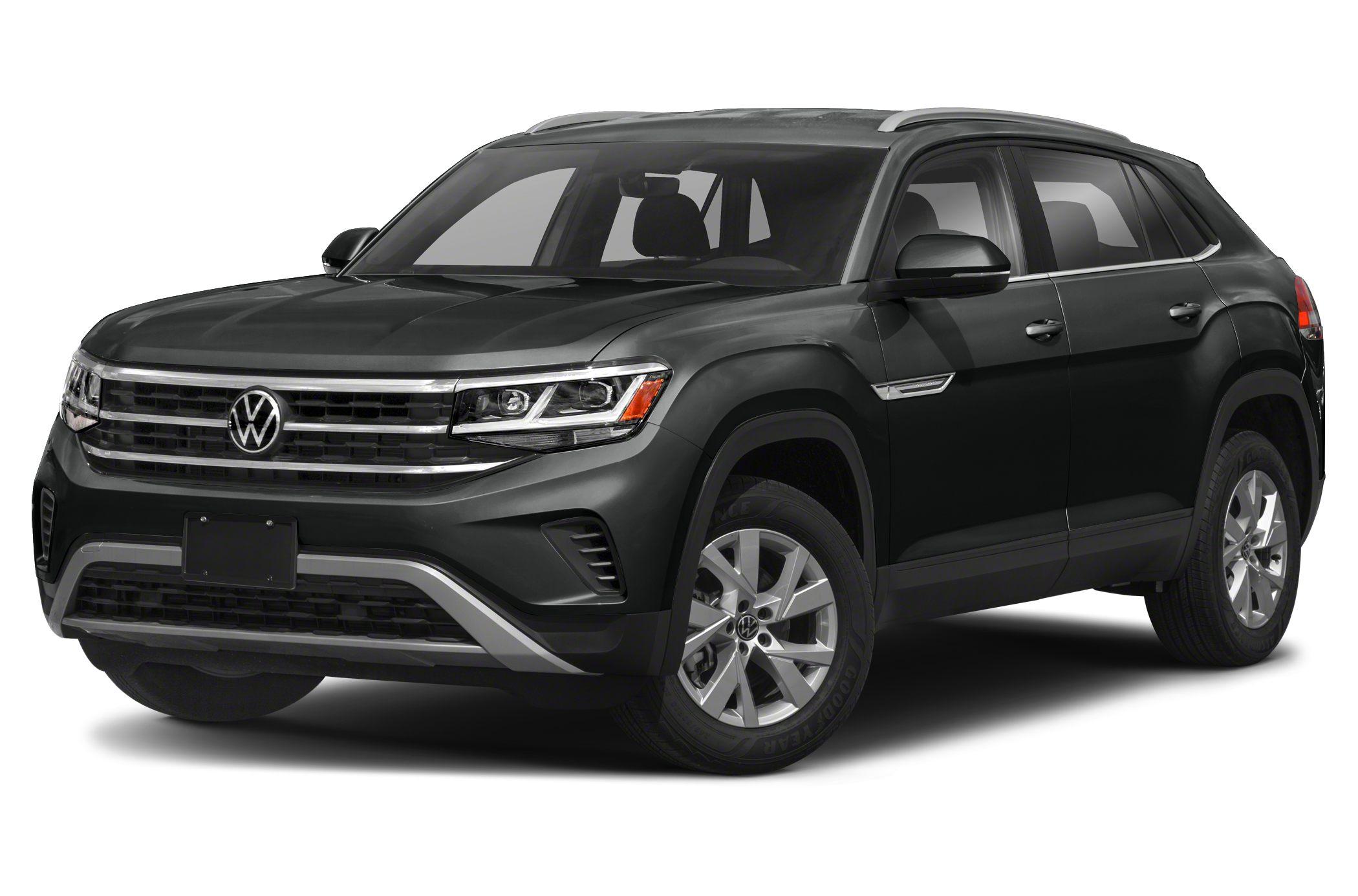 2020 Volkswagen Atlas Cross Sport 3 6l V6 Sel Premium R Line 4dr All Wheel Drive 4motion Pictures