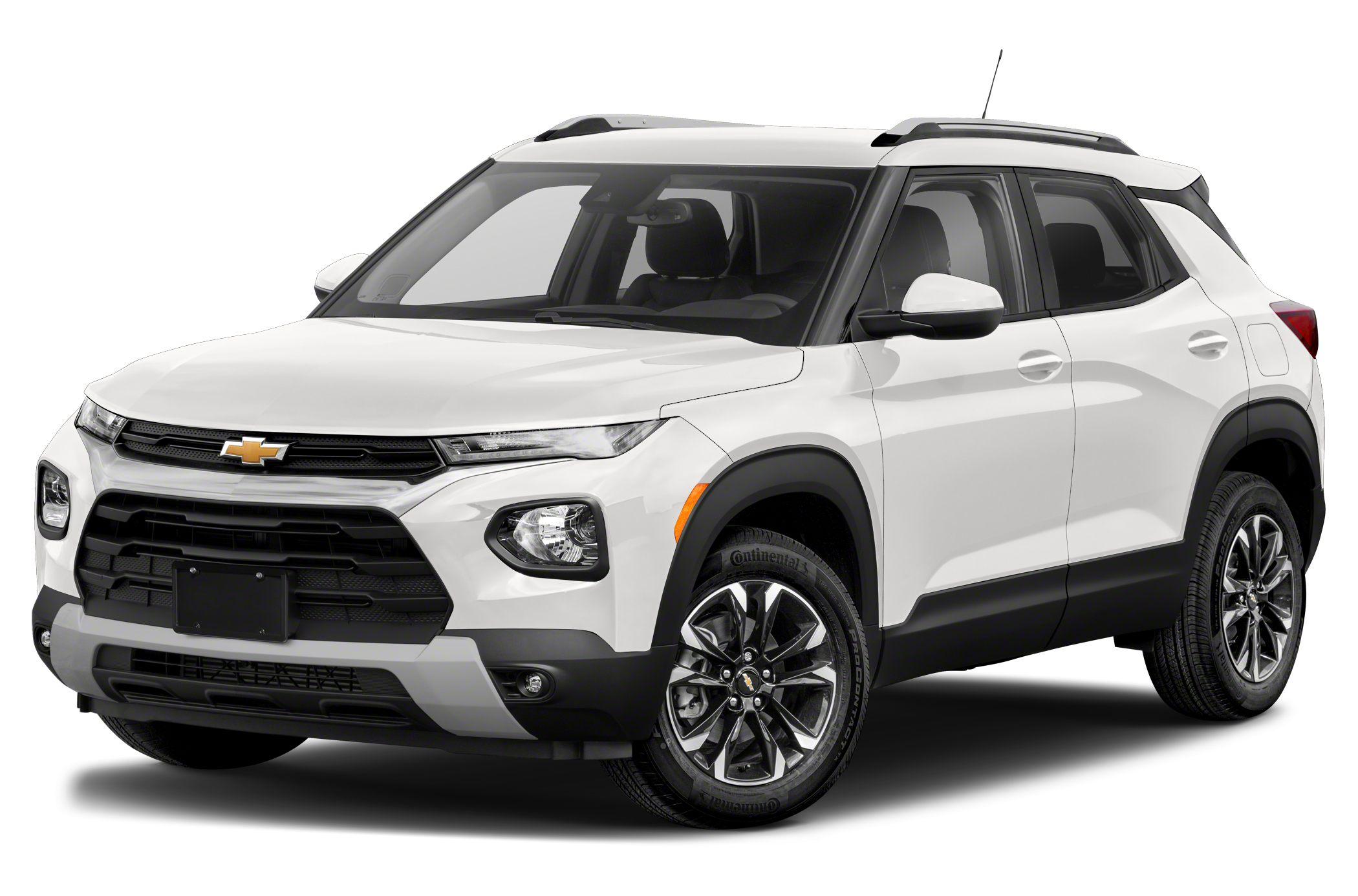 2021 Chevrolet Trailblazer Ls All Wheel Drive Specs And Prices