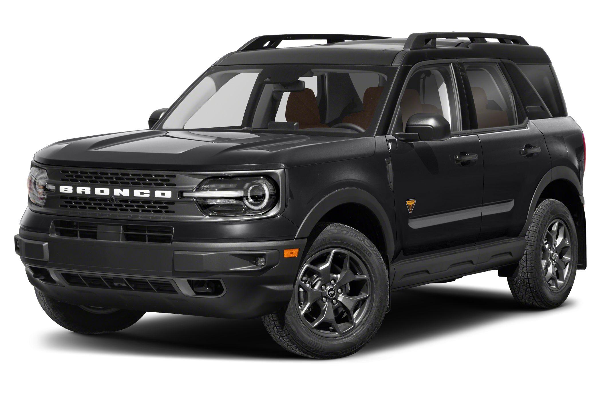 2021 Ford Bronco Sport Badlands 4dr 4x4 Pictures