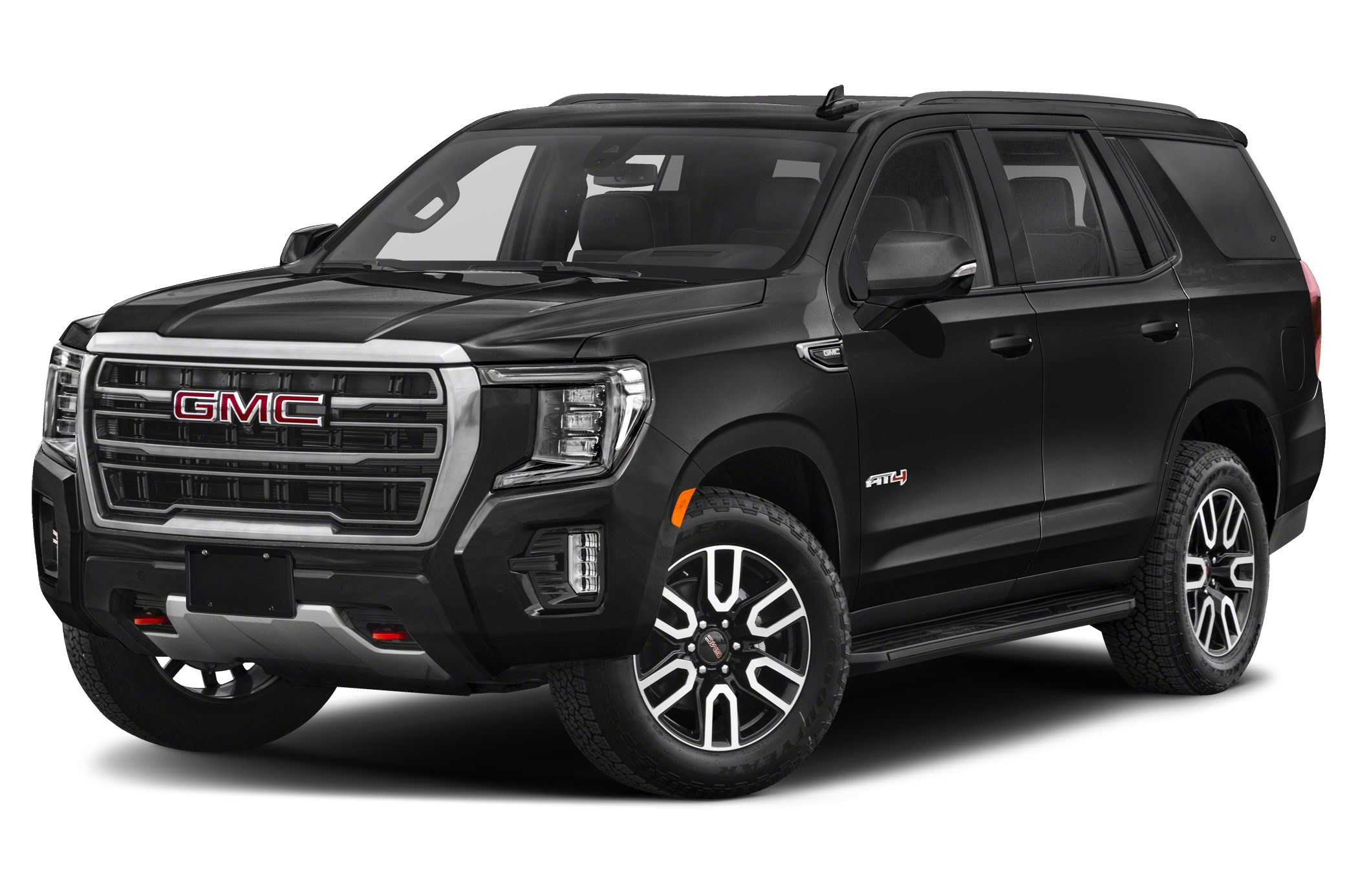 2021 Gmc Yukon At4 4x4 Pictures