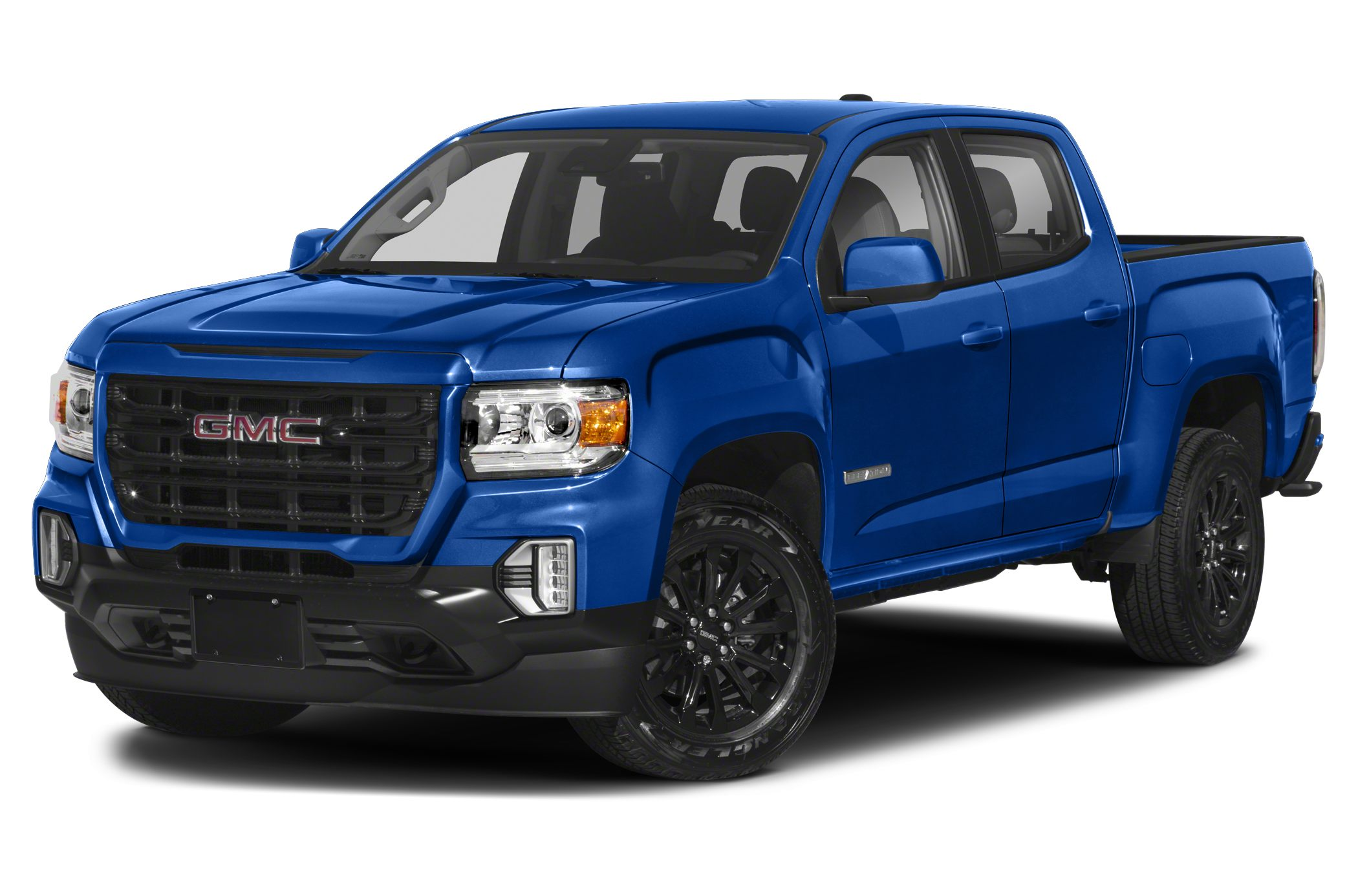 2021 Gmc Canyon Elevation 4x4 Crew Cab 5 Ft Box 128 3 In Wb Pricing And Options