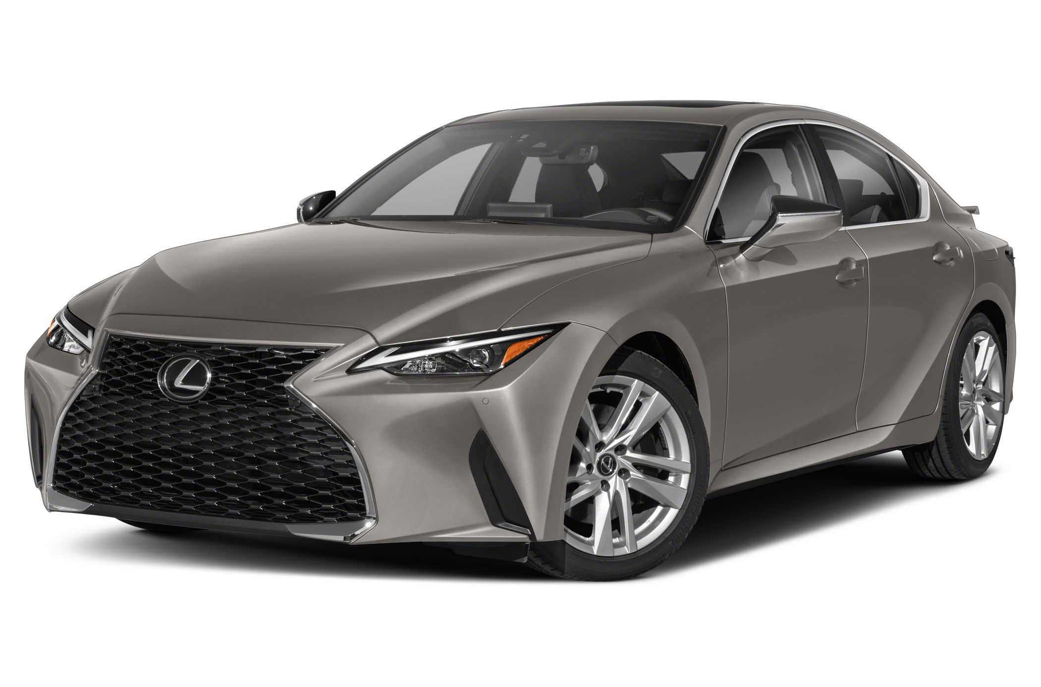 Lexus builds a one-off IS 350 with a record player in the glove box |  Autoblog