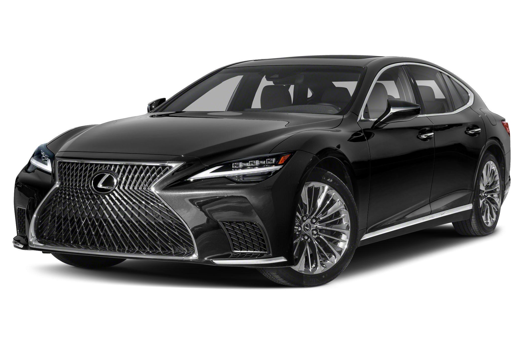 2021 Lexus Ls 500 For Sale