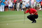 Tiger Woods Plans His Return to the PGA