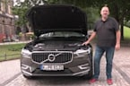 Volvo XC60 D5 AWD 173 kW (235 hp) Review & Test Drive 2017