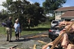Likely Tornado Smashes Through Maryland Bay Communities