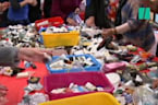 Charity Gives Unwanted Toiletries To Homeless | HuffPost News