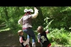 Funny Dad Treats His Kids to an Adventure-Filled day as Pirates