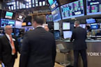 Wall Street at records after Fed