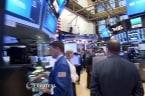 Tech slides on Wall Street