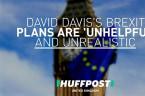 David Davis's Irish Border Plans Savaged And Labelled Unrealistic