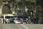 Van Drives Into Crowd in Barcelona, Spain
