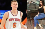 Kristaps Porzingis Shoots His Shot with the SAME Instagram Model That Shot Him Down Before