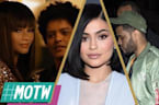 Zendaya UNDRESSES for Bruno Mars, Kylie Jenner ANGRY at Mom Kris, Selena & The Weeknd's Date -MOTW