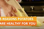 5 reasons potatoes are healthy for you