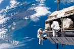 Astronauts Describe What Space Smells Like