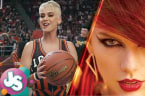 Is Katy Perry's 'Swish Swish' Video a RIP-OFF of Taylor Swift's 'Bad Blood?' -JS