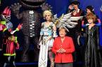 Germany's Angela Merkel Opens Gamescom 2017
