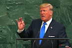 Mixed reactions on Donald Trump's United Nations speech