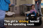 San Diego hospital allows kids to 'drive' to the operating room