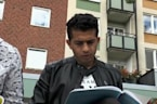 Young Afghan actor not allowed to stay in Sweden
