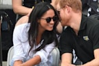 Prince Harry and Meghan Markle show way more PDA than Prince William and Kate Middleton