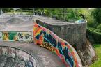 Concrete Dinosaurs Part 3: Livingston Skatepark, Scotland