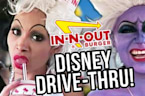 Disney Villains Go To In-N-Out! (Lunchy Break)