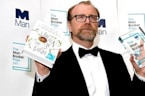 Saunders' 'Lincoln in the Bardo' wins Man Booker Prize