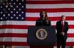 Melania Trump's Staff is Significantly Smaller Than Michelle Obama's
