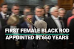 Sarah Clarke Appointed First Female Black Rod In 650 Years