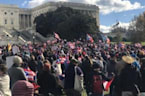 DC Marches in Solidarity With Devastated Puerto Rico