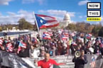 Unity March for Puerto Rico In Washington, D.C.