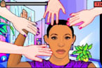 This Video Game Addresses People Randomly Touching Black Women's Hair Without Permission