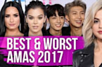 Best & Worst Dressed 2017 AMAs (Dirty Laundry)