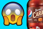 Pepsi DEBUTS New Salted Caramel Flavor