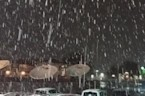 San Antonio sees snow for first time in 32 years