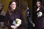 Duchess of Cambridge Shows Off Her Gorgeous Blowout